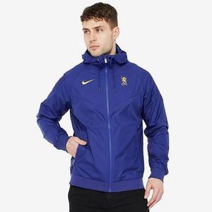 Nike Tech Pack Chelsea F.C. Windrunner Blue Jacket